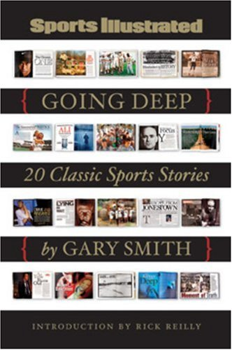 Going Deep 20 Classic Sports Stories  2008 edition cover
