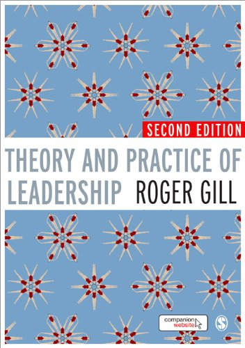 Theory and Practice of Leadership  2nd 2012 edition cover