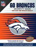 Go Broncos Activity Book   2014 9781941788240 Front Cover