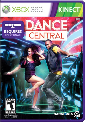 Dance Central - Xbox 360 Xbox 360 artwork
