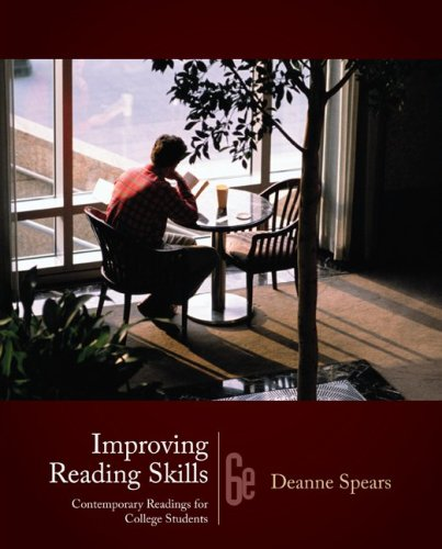 Improving Reading Skills  6th 2010 edition cover