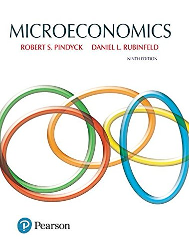 Microeconomics:   2017 9780134184241 Front Cover