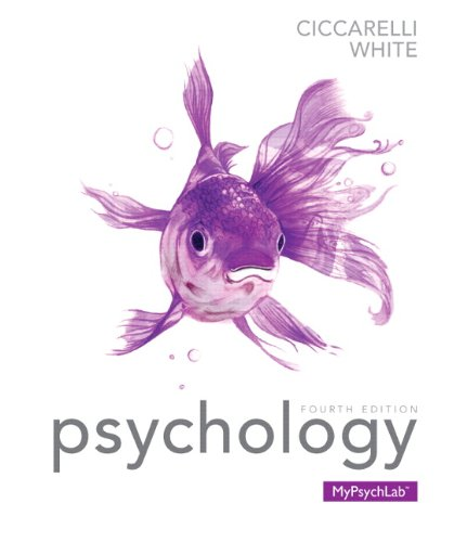 Psychology  4th 2015 edition cover