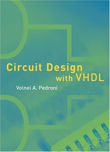 Circuit Design with VHDL   2004 edition cover