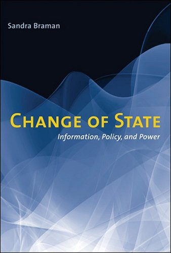 Change of State Information, Policy, and Power  2009 edition cover