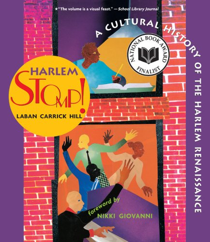 Harlem Stomp! A Cultural History of the Harlem Renaissance  2009 edition cover