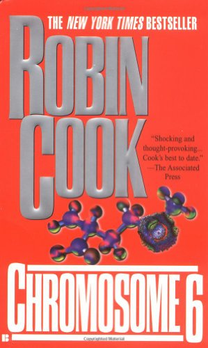 Chromosome 6   1997 edition cover