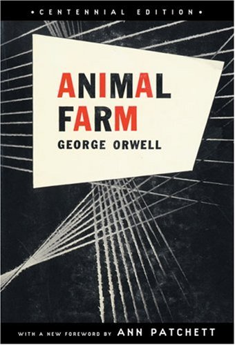 Animal Farm   1974 edition cover