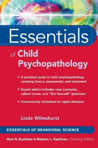 Essentials of Child Psychopathology   2005 edition cover