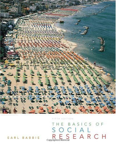 Basics of Social Research  5th 2011 edition cover