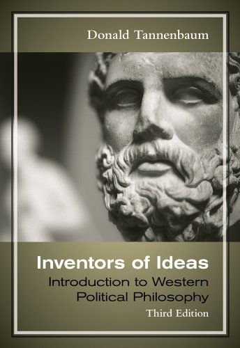 Inventors of Ideas Introduction to Western Political Philosophy 3rd 2013 edition cover
