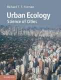 Urban Ecology Science of Cities  2014 edition cover