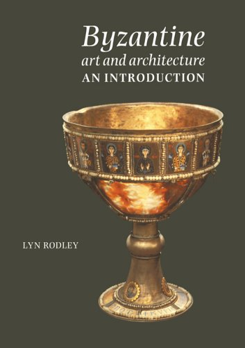 Byzantine Art and Architecture An Introduction  1994 edition cover
