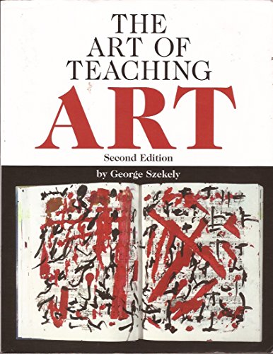 Art of Teaching Art 2nd 2006 edition cover