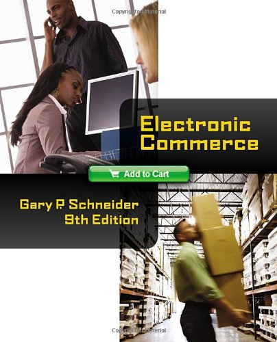 Electronic Commerce  9th 2011 edition cover