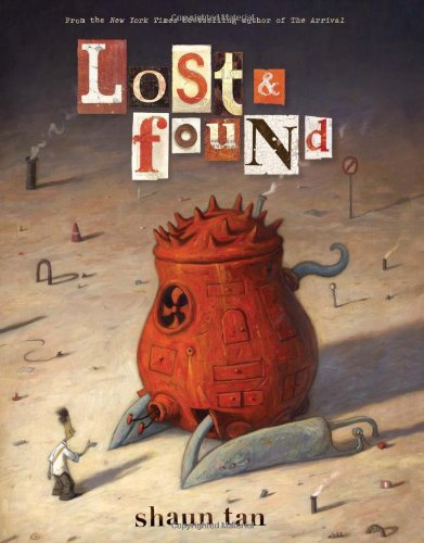 Lost and Found   2011 edition cover
