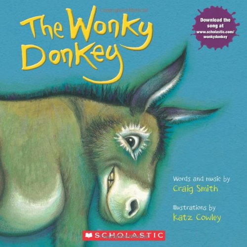Wonky Donkey  N/A 9780545261241 Front Cover