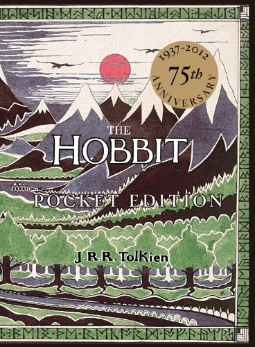Hobbit: Pocket Edition   2012 edition cover