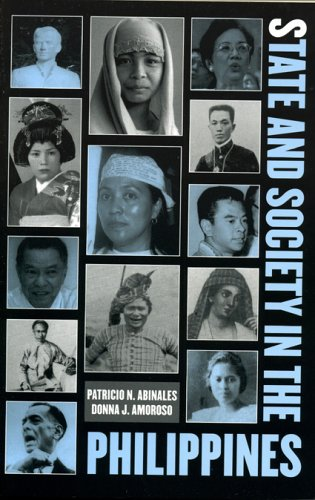 State and Society in the Philippines   2005 edition cover