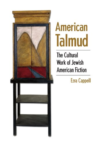 American Talmud The Cultural Work of Jewish American Fiction  2007 edition cover