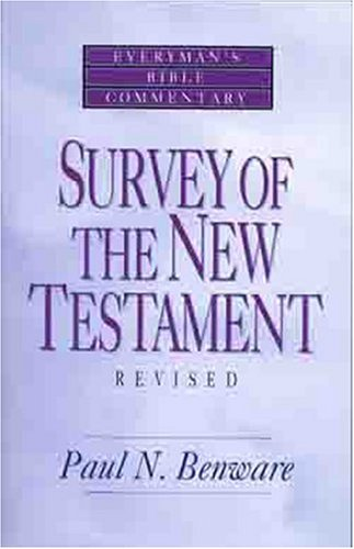Survey of the New Testament  Revised edition cover
