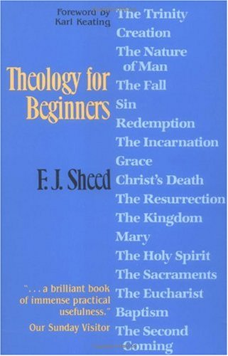 Theology for Beginners  Revised edition cover