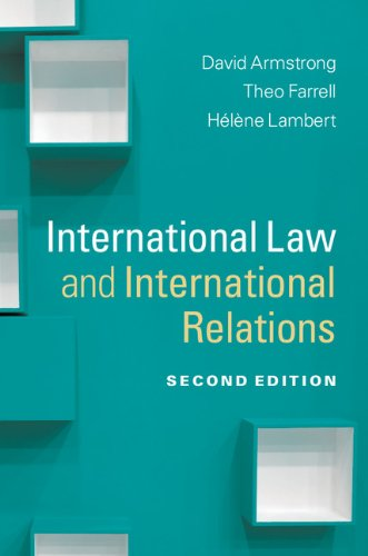 International Law and International Relations  2nd 2012 edition cover