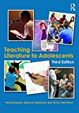 Teaching Literature to Adolescents:   2016 9781138891241 Front Cover