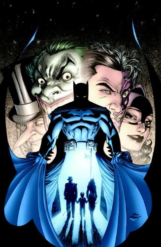 Batman Whatever Happened to the Caped Crusader?  2010 edition cover