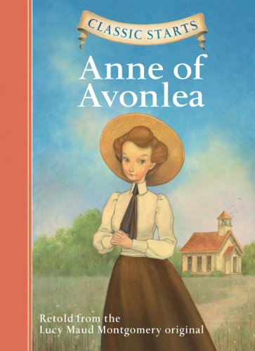 Anne of Avonlea   2009 edition cover