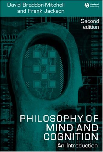 Philosophy of Mind and Cognition An Introduction 2nd 2006 (Revised) 9781405133241 Front Cover
