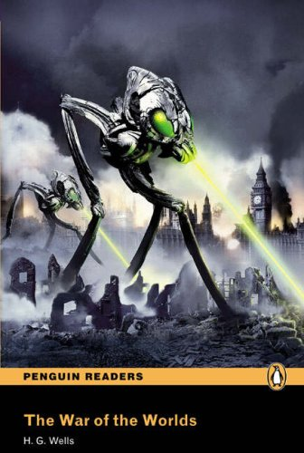 War of the Worlds  2nd 2008 9781405865241 Front Cover