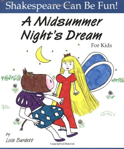 Midsummer Night's Dream for Kids   1997 edition cover