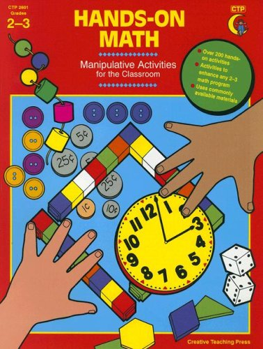 Hands-on Math : Manipulative Activities for the 2-3 Classroom N/A edition cover