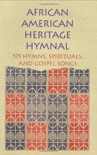 African American Heritage Hymnal 575 Hymns, Spirituals, and Gospel Songs  2015 edition cover