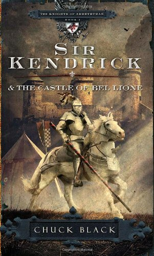 Sir Kendrick and the Castle of Bel Lione   2008 edition cover