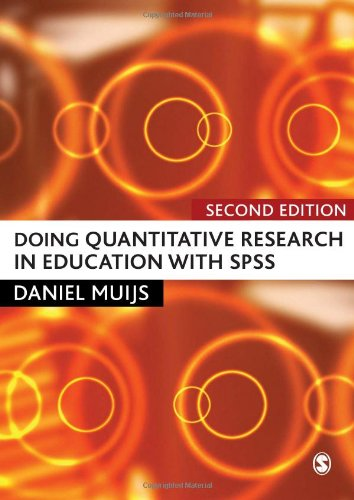 Doing Quantitative Research in Education with SPSS  2nd 2011 (Revised) edition cover