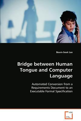 Bridge Between Human Tongue and Computer Language   2008 edition cover
