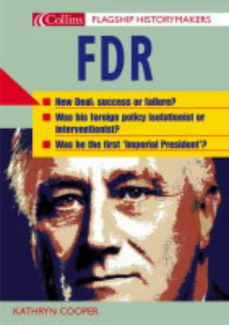 FDR (Flagship Historymakers) N/A edition cover