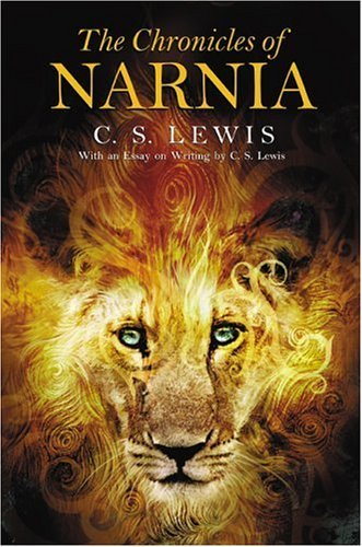 Chronicles of Narnia   2004 (Adult) edition cover