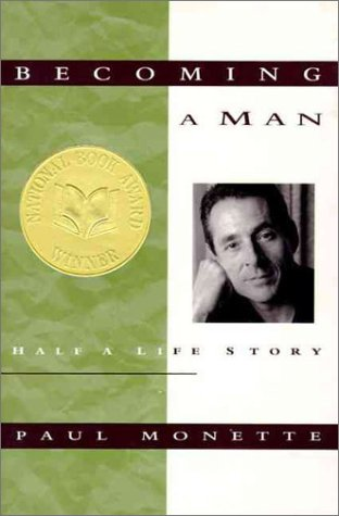 Becoming a Man : Half a Life Story 1st (Reprint) 9780062507242 Front Cover