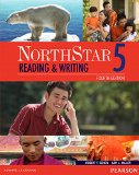 NorthStar Reading and Writing 5 with MyEnglishLab  4th 2015 edition cover