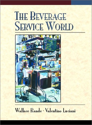 Beverage Service World   2001 9780133759242 Front Cover