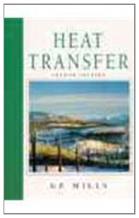 Heat Transfer  2nd 1999 (Revised) edition cover