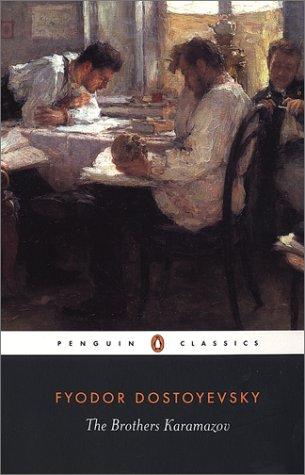Brothers Karamazov   2003 (Revised) edition cover