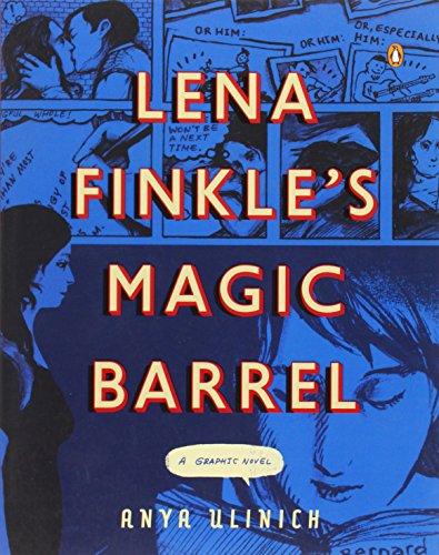 Lena Finkle's Magic Barrel   2014 edition cover