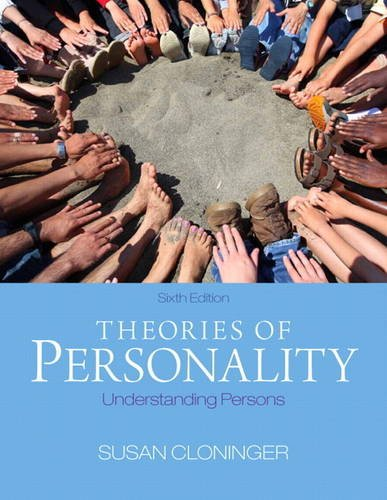 Theories of Personality Understanding Persons 6th 2013 (Revised) 9780205256242 Front Cover
