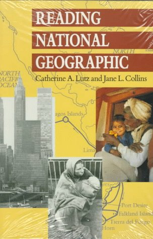 Reading National Geographic   1993 (Reprint) edition cover
