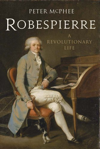 Robespierre A Revolutionary Life  2013 edition cover