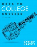 Keys to College Success  8th 2015 edition cover